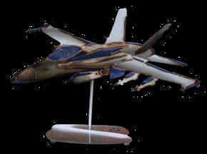 F-18 Hornet Replica