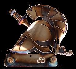 West Point Helmet Two Hook