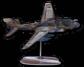 EA-6B Prowler Replica