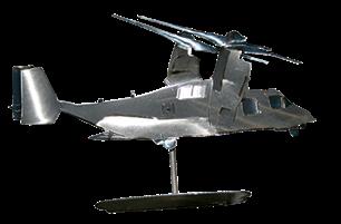V-22 Osprey Transporter Replica