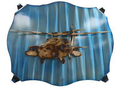 Black Hawk Helicopter EBee Jr