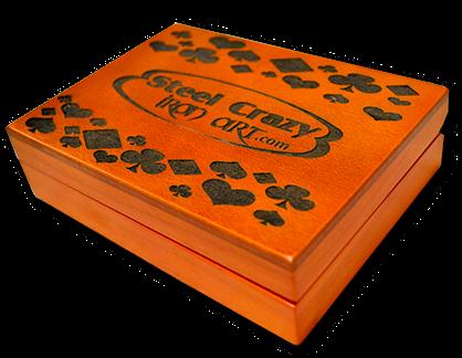 Custom Dual Card Deck Case