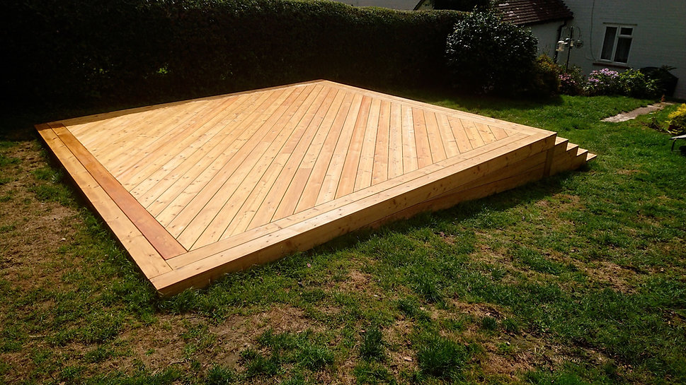 Siberian larch deck and stepsIMG__0016FS