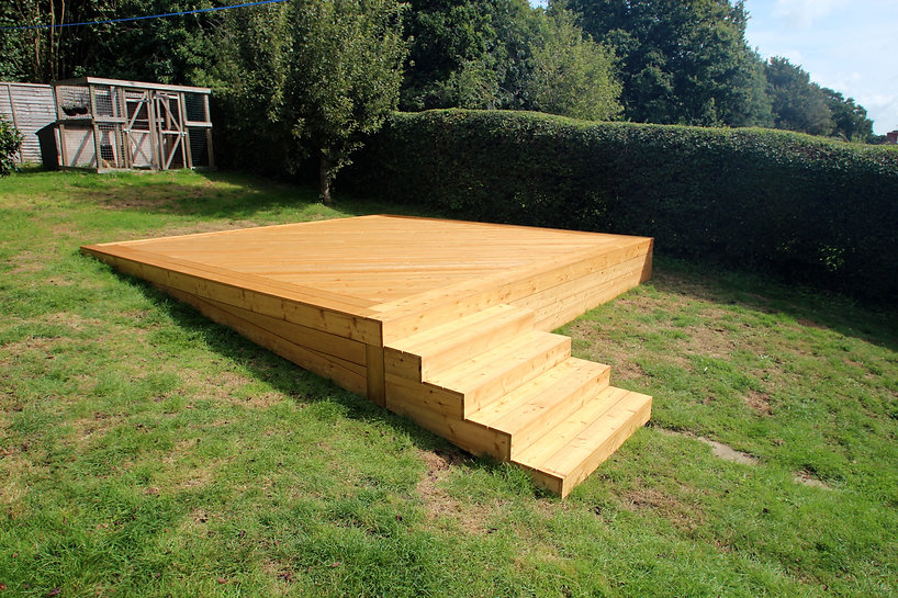 Siberian larch deck and stepsIMG_9593FSm