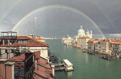 L'arcobaleno a Venezia_28 aprile 2020_Fr