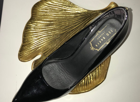 Head over Heels for Ted Baker