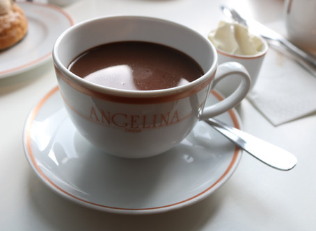 Chocolat chaud is not hot chocolate