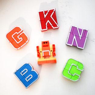 Alphabet Transformers