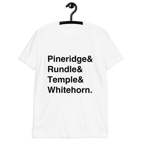 The Properties Short-Sleeve Unisex T-Shirt