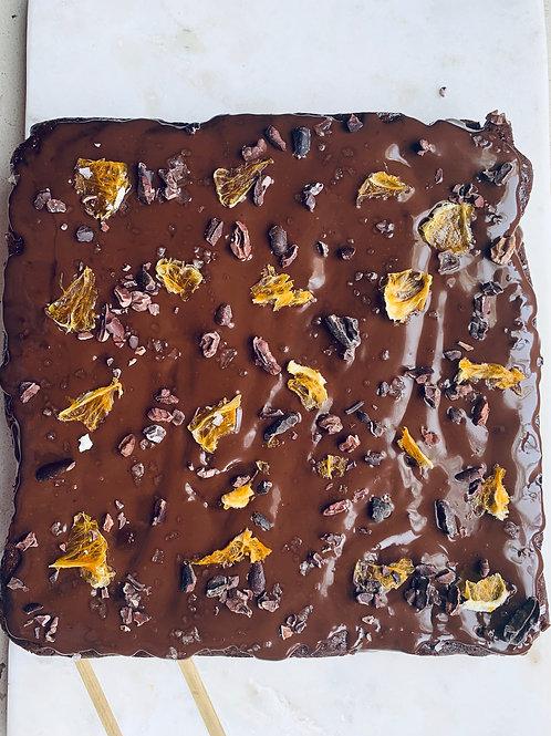 Paleo Chocolate Brownie - GF, DF, RSF