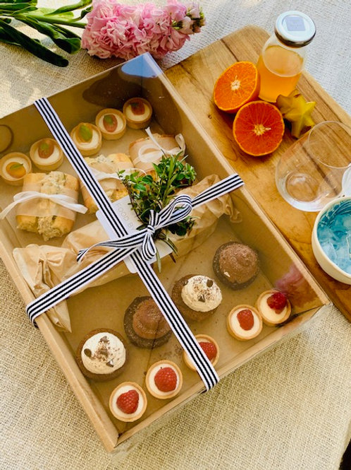 Father's Day - Finger Food Box