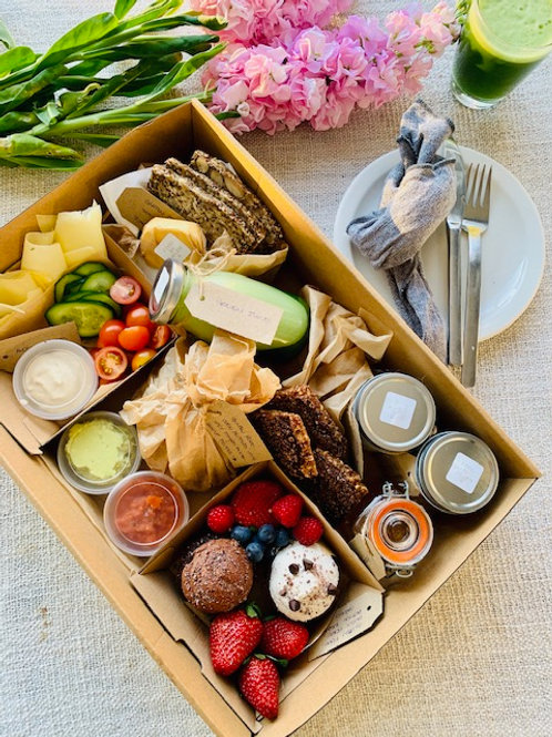Grazing Brunch Box - Vegetarian and Gluten Free