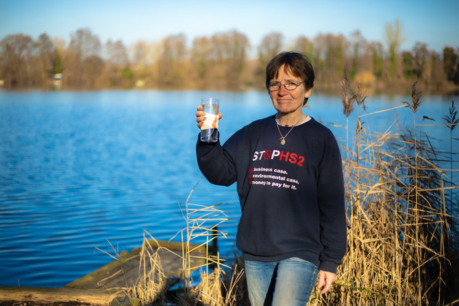 HS2 threat to public drinking water supplies