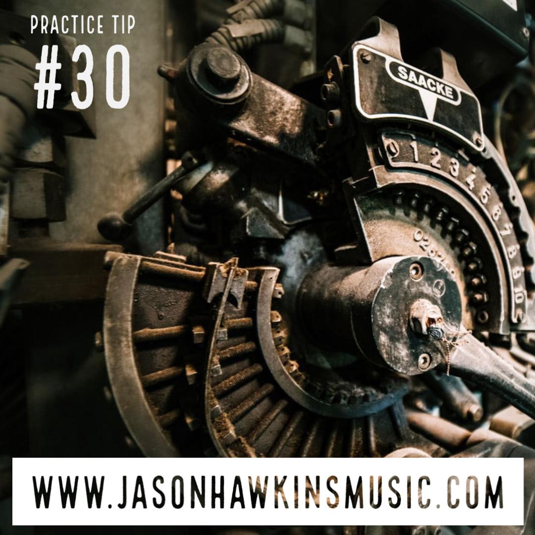 Practice #Tip #30