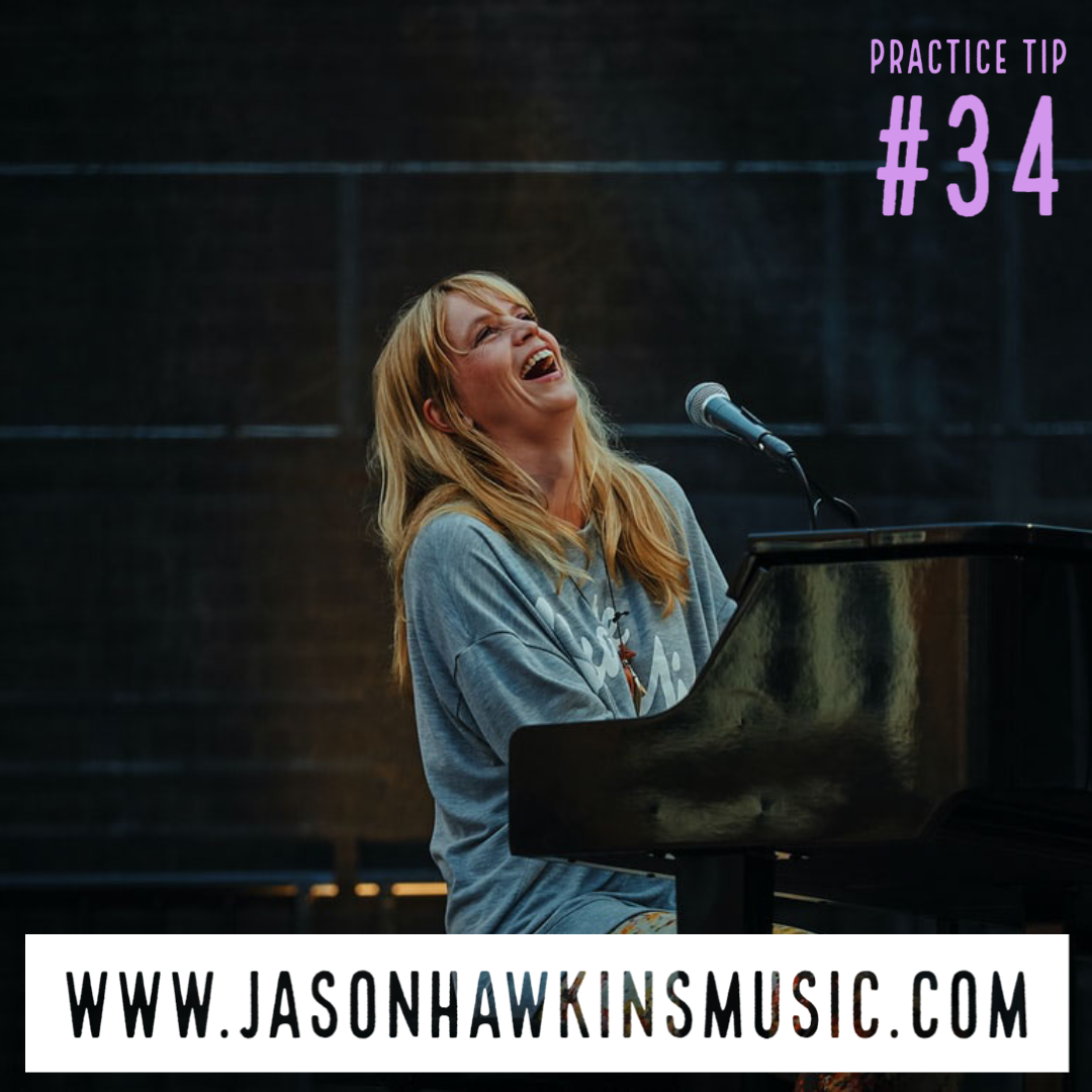 Practice #Tip #34