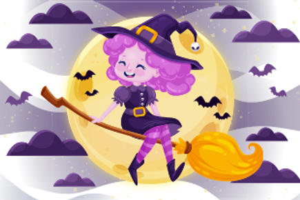 Witching Hour eMusic - Piano Wizardry Grade 1 - 2