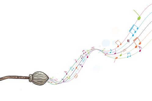 Broomstick Waltz eMusic - Piano Wizardry Grade 1 - 2