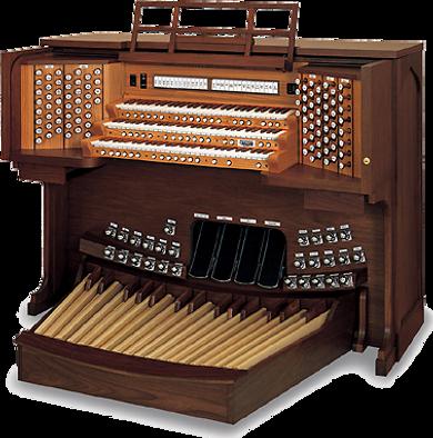 Allen Organ Q-390