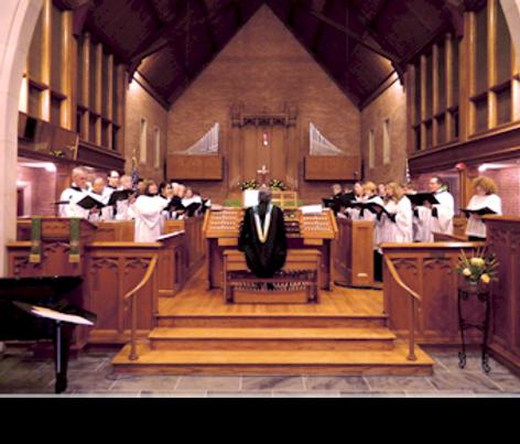 Allen Organ Installation - Christ Episcopal Church