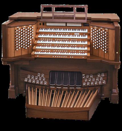 Allen Organ Installation - Mount Vernon Baptist Church