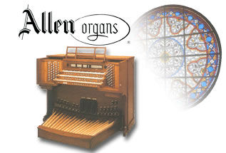 Allen Organ Installations