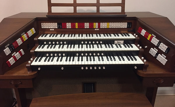 Used Allen Theatre 301 Organ