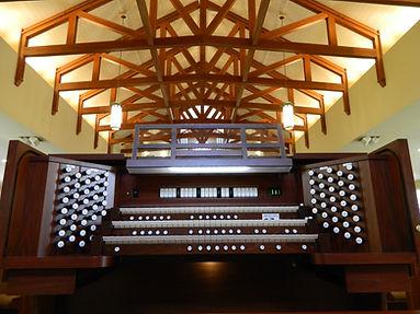 Allen Organ Installation - St. Joseph-on-Carrollto Manor