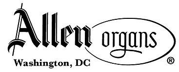 Allen Organs Church Organs -  Washington DC
