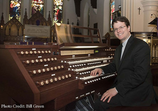 Allen Organ Installation - All Saints Episcopal Church