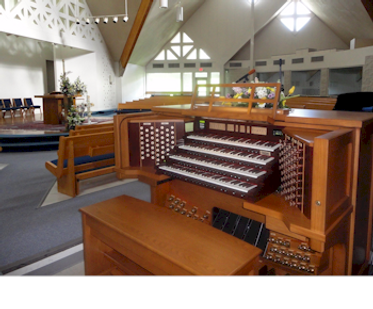 Allen Organ Installation - St. Anne's Episcopal Church