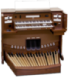 Used Allen Bravura L-227t Organ