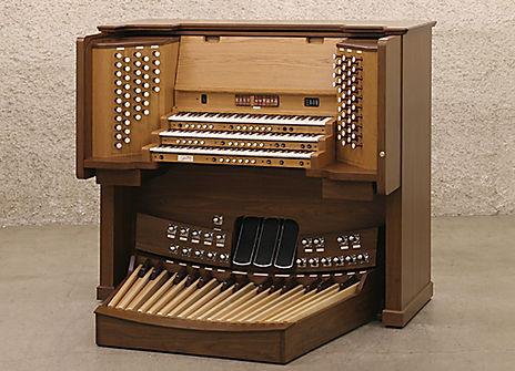 Allen Organ English Style Console