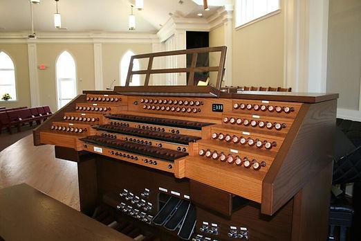 Allen Organ Dealers | Church Organ Sales & Service | DC, MD