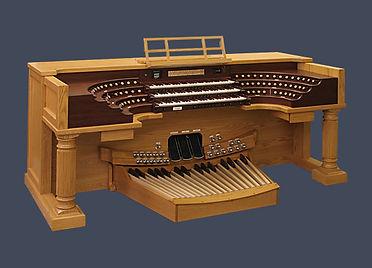 Allen Organ Installation - St. Timothy's Roman Catholic Church