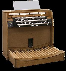 Allen Organ - Historique IIIa