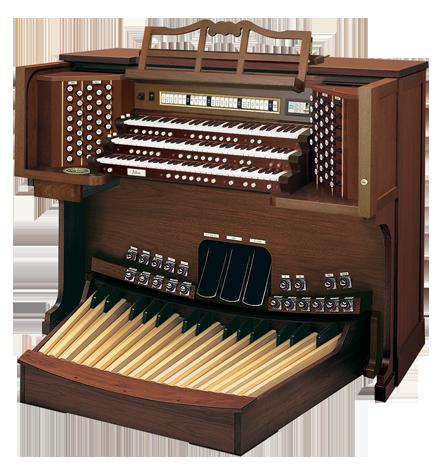 Allen Organ - DB-372a