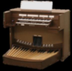 Used Allen Bravura L-11 Organ