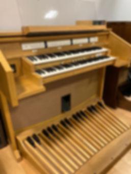 Used Allen Organ AP-3