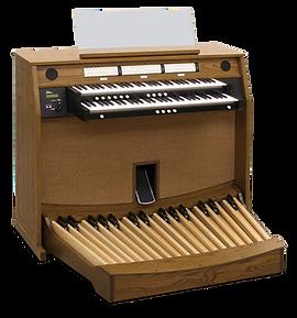 Allen Organ - Historique I