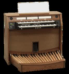 Used Allen Historique II Organ