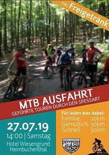 Plakat Ausfahrt Hotel Wiesengrung 2019.j