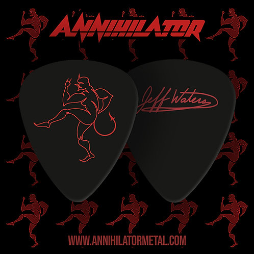 LIMITED EDITION CUSTOM JEFF WATERS PICKS (2 Pack)