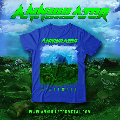 STONEWALL T-SHIRT - BLUE
