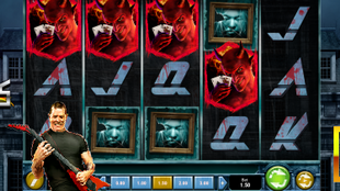 ANNIHILATOR RELEASE AWESOME ONLINE SLOT MACHINE GAME! (click image)