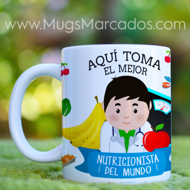 MUG EL MEJOR NUTRICIONISTA | PROFESIONES