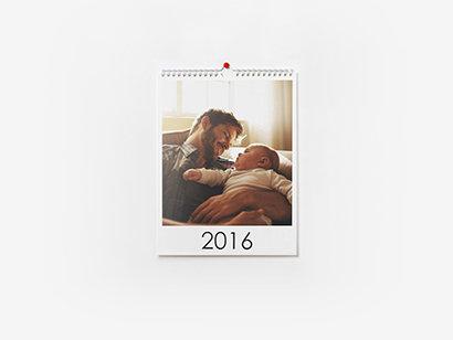 Calendario Personalizado A4