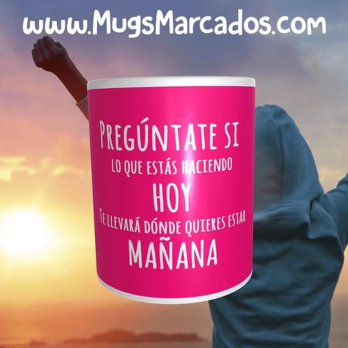 REGALOS MOTIVACIONALES | MUG PERSONALIZADO | # 16 | DETALLE MOTIVACIONAL