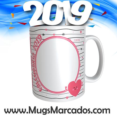 CALENDARIO 2019 | # 30 | MUG CALENDARIO | MUGS PERSONALIZADOS