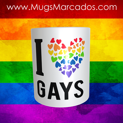 REGALOS LGBT | MUGS ORGULLO GAY | #2
