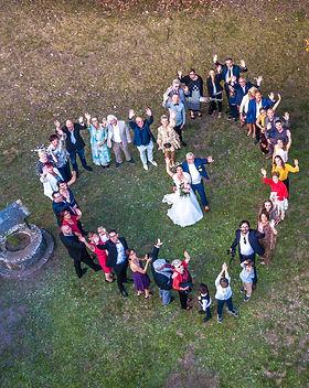 Mariage drone | Portfolio